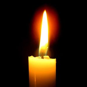 Duurzaam Einde kaarsje aansteken branden voor overledene online